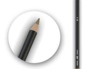 AK10034 AK INTERACTIVE Watercolor Pencil Gold