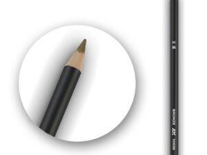 AK10036 AK INTERACTIVE Watercolor Pencil Bronze