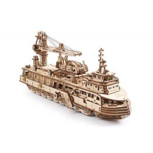 SI-70135 Nave da ricerca Forschungsschiff UGEARS