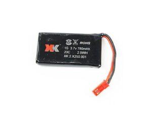 XKX250-001 1S 780mAh Lipo battery X250
