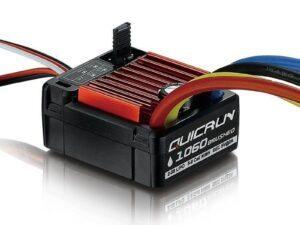 HW30120201 QuicRun ESC 1060 Brushed 60A SBEC for 1/10 Hobbywing