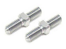 3RAC-TR315 64 Titanium 3mm Turnbuckle - 15mm (2 Pcs) 3Racing