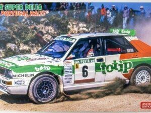 20457 1/24 Lancia Super Delta 1993 Portugal Rally HASEGAWA