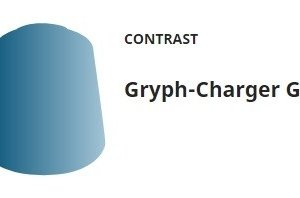 29-35 CONTRAST Gryph-Charger Grey Citadel